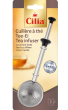 Stainless-steel tea ball infuser